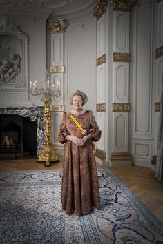 On Monday 28 January Queen (now Princess) Beatrix publicly announced her intention to abdicate the throne on 30 April 2013. She will be known as Princess Beatrix from the 30th April 2013 onward (© RVD, foto: Vincent Mentzel).