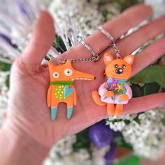 Fox polymer clay key chain is the best gift for animal and pet lover. #foxart #foxanimals #foxnursery #foxtoy #foxesdecor #foxespet #foxpolymer #foxpolymerclay #foxpolymerclaycharms #foxkeychain #foxkeyring #foxkeys #foxcharms #foxcharmpolymerclay #polymerclay #polymerclayideas #polymerclaycharms #polymerkeychain #polymerkey #polymerkeyring #polymerkeychainhandmade #foxlove #foxlovergift #petlovergifts  #animallovergifts