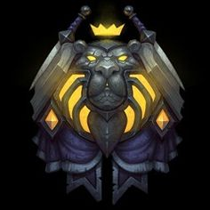 Paladin crest world of warcraft