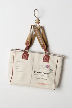 Dear Parsy Tote #anthropologie