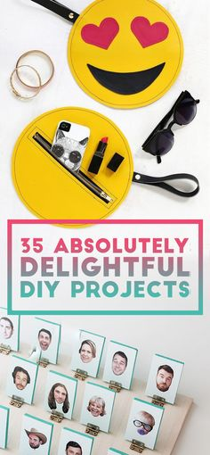Whip together a DIY project (or two… or 35) that are actually awesome. | 29 Life-Saving Things To Do When You're Bored