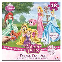 Disney Princess Palace Pets Puzzle Play Set #Palacepets #DisneyPrincess #Puzzle