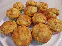 Pizza - Muffins,  ww geeignet, ein sehr leckeres Rezept aus der Kategorie Frühstück. Bewertungen: 42. Durchschnitt: Ø 4,1.