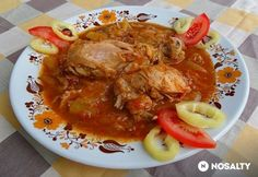 Goulash, Ratatouille, Thai Red Curry, Stew, Menu, Favorite Recipes, Dishes, Chicken, Cooking