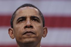 On April 29, 2008, Democratic presidential hopeful, Senator Barack Obama pauses for a moment while campaigning at a town hall-style meeting in Hickory, North Carolina, and, (<em>click to fade</em>) President Obama speaks at a news conference after the 10-nation Association of Southeast Asian Nations summit in Rancho Mirage, California, on February 16, 2016. <strong>[<em>Click the image to view transition</em>.]</strong>