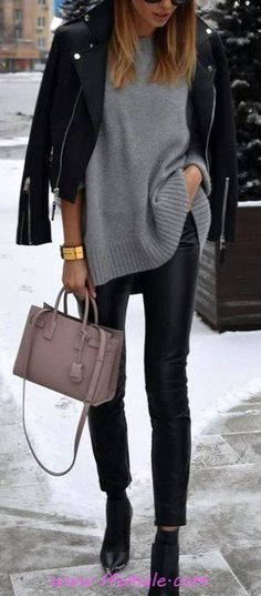 Casual Fall Outfits To Copy Asap / Furnished And So Handsome Autumn Outfit Idea Casual Fall Outfits, Fall Winter Outfits, Autumn Winter Fashion, Fall Fashion, Fashion Mode, Fashion 2018, Womens Fashion, Mode Outfits, Fashion Outfits