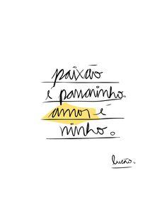 PAIXÃO É PASSARINHO