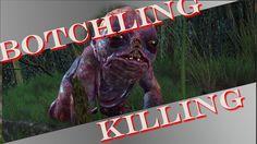 The Witcher 3 Wild Hunt Botchling Killing No preparation