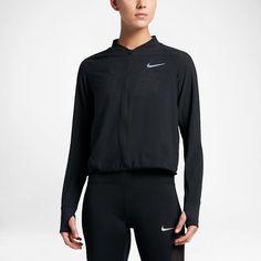 Running Nike, Running Women, Nikes Negros, Nike Noir, Manga Raglan, Spandex, Running Jacket, Nike Dri Fit, Low Key