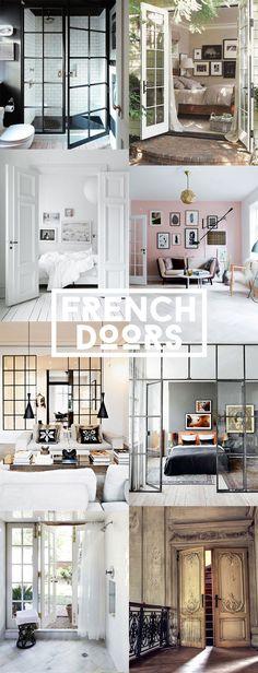 Smäm - Illustrations & stuff Home Decoracion, French Doors, Sweet Home, Floor Plans, House Design, Interiordesign, Living Room, Room Ideas, Homes