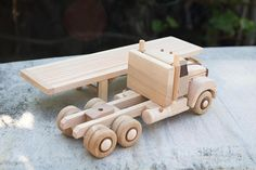 Items similar to Wooden truck rangefinder on Etsy Make A Boat, Build Your Own Boat, Wooden Boat Plans, Wooden Boats, Wood Toys Plans, Wood Projects, Woodworking Projects, Wooden Toy Trucks, Boat Design