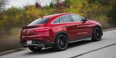 Mercedes AMG GLE 63s Coupe