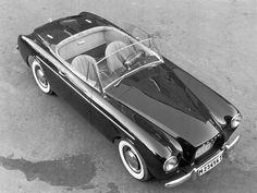 Volvo P1900 Sport Prototype (1954)