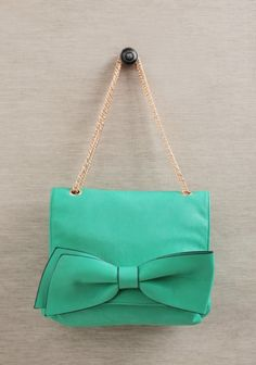 Lulu Structured Bow Purse | Modern Vintage New Arrivals