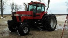 Viewing a thread - for the Case guys (pics) International Tractors, International Harvester, Case Ih Tractors, Barns, Farming, David, Guys, Brown, Tractors