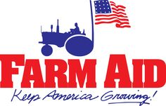 Annual Farm Aid concert streaming NOW 9-19-15. Listen to  Willie Nelson, Neil Young, John Mellencamp, Dave Matthews to support family farmers. https://www.farmaid.org/concert/?gclid=CPOa38idhMgCFQMJaQodqLgCDg