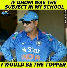bt I m still the topper😎 History Of Cricket, World Cricket, Cricket Bat, Cricket Sport, Ms Doni, Dhoni Quotes, Ms Dhoni Photos, Ms Dhoni Wallpapers, Cricket Quotes