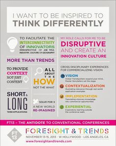 Ideas on Creating the Next Big Thing