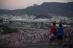 La población carioca no está contenta con la celebración de los Juegos…