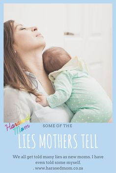 We get told many lie We get told many lies when we become parents. As new mothers exhausted and overwhelmed we tell many lies. They are good intentioned lies that can offer solace in those early days. Parenting Books, Gentle Parenting, Parenting Advice, Kids And Parenting, Peaceful Parenting, Parenting Classes, Advice For New Moms, Mom Advice, Baby Calm