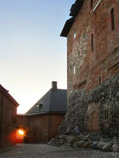 Hämeen linna, Häme Castle #FinlandMy  My mothers side goes way back to Finland.None of us have been there.Know little,but the 100 yrs 1st arriving in the BC interior.Property still in family name.
