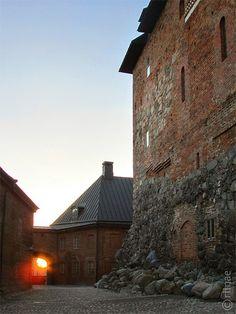 Häme Castle, Hämeenlinna #Finland