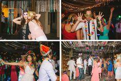 Real Wedding | Southbound Bride | DIY Extravaganza Part 2
