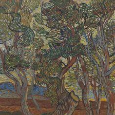 "Garden of the Asylum - Van Gogh ViB ""Spring"""