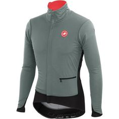 Castelli Alpha Jacket - Laurel/Black | Castelli Cafe UK