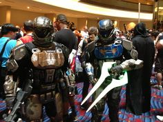 ODSTs at DragonCon 2013
