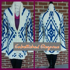 Contact Embellished Elegance to purchase this FAB sweater.