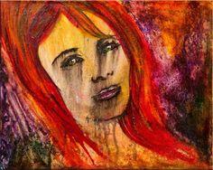 """""""Longing For You""""  painting, work of art  Gemälde, Kunstwerk"""