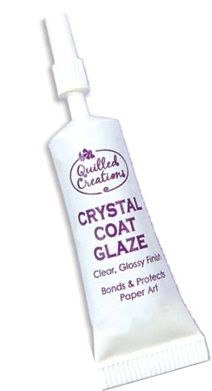 Crystal Coat Glaze -- love this, wish they made it in a larger tube