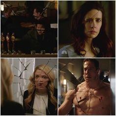 Mirror, mirror, on the wall, who's the wickedest wesen of all? (Me, duh) lol Juliette #grimm