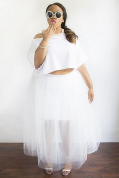 Los Angeles Plus Size Designer, Zelie for She Collection on The Curvy Fashionista #tcfstyle #psbloggers #psfashion