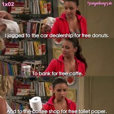 "#YoungAndHungry 1x02 ""Young Ringless"" - Sofia"