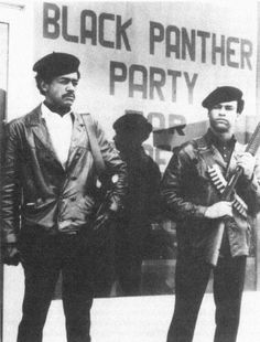 BLACK PANTHER PARTY FOR SELF-DEFENSE, American black revolutionary party founded in 1966 in Oakland, CA., by Huey Newton and Bobby Seale.