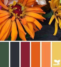 orange gold grey blue green color palette google search color