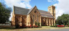 St George's Anglican Church, Gawler, South Australia by OZinOH