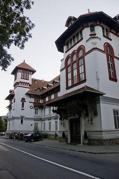 Beautiful Castles, Beautiful Buildings, Beautiful Homes, August Summer, Visit Romania, Bucharest Romania, Famous Castles, Travel Goals, Homeland