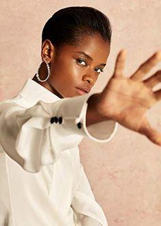 Letitia Wright - Shuri of Wakanda Shuri Black Panther, Black Panther Marvel, Women In History, Black History, Pretty People, Beautiful People, Beautiful Ladies, Letitia Wright, Marvel Actors