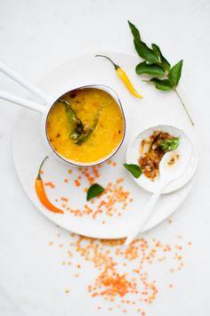 Tadka Dal | @KiranTarun http://kirantarun.com/food