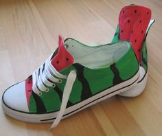 My daughter paints shoes to sell... this might be right up her alley!