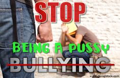 ➤ How to Handle a Bully if You're a Crybaby Loser