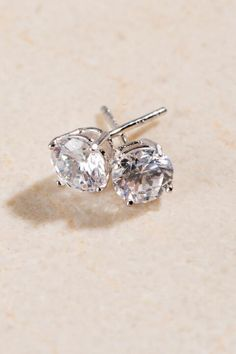 small stud earrings like this or with gold accents - something i could wear every day
