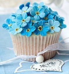 Our collection of beautiful cupcake pictures showcases a vast amount of different themed, colorful, birthday and wedding cupcake decoration ideas.