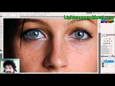 New Technique: Softening Skin and Leaving Texture - Advanced Skin Retouching Photoshop Tutorial #RetouchingTutorial