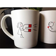 BoldLoft You're Irresistible Couple Coffee Mug