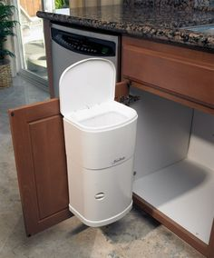 13 Best Trash Disposal Bins Cabinets Images Trash