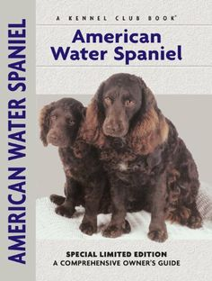 American Water Spaniel (Comprehensive Owner's Guide) by Paul R. Morrison. $9.99. 155 pages. Author: Paul R. Morrison. Publisher: Kennel Club Books; 1 edition (August 21, 2012) #dog #animal #american #water #spaniel